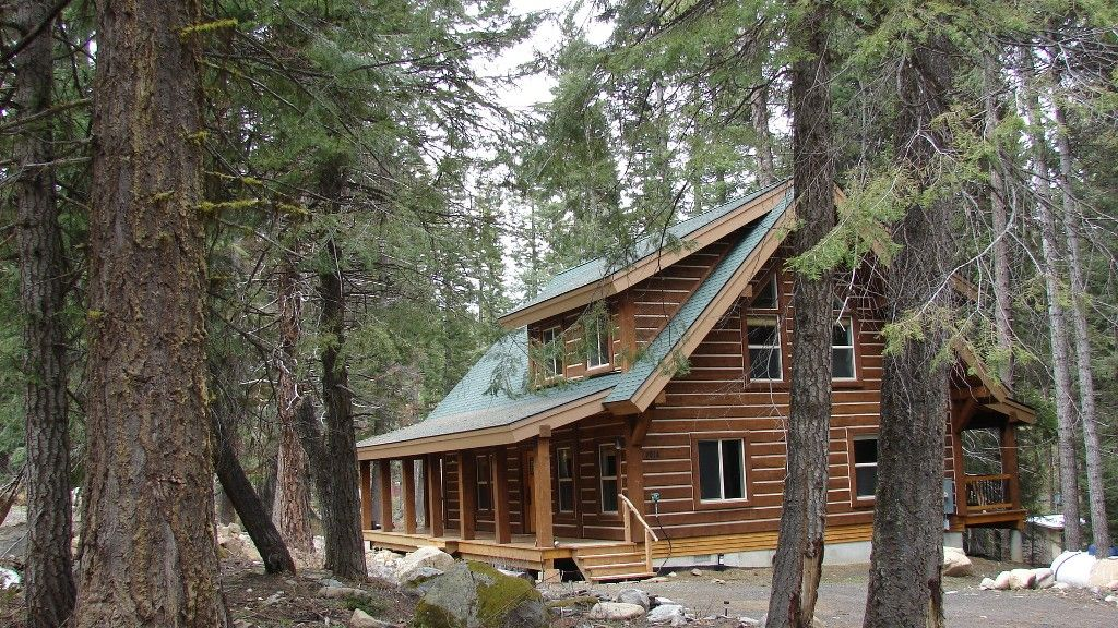 Cabin vacation rental in mccall from vacation