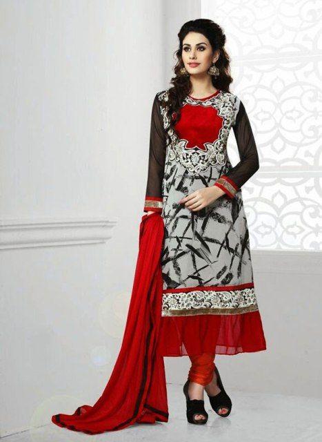 Pakistani New Spring/Summer Shalwar Kameez Designs 2015 16 For ...