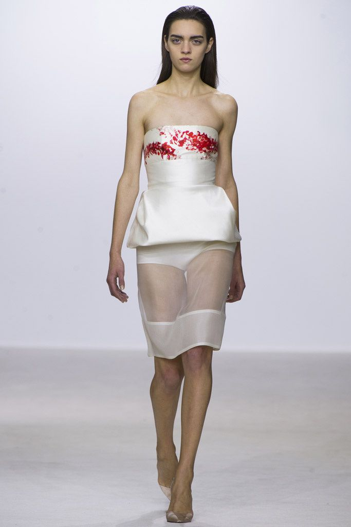 @Giambattista_Valli #catwalk #PFW #Paris #SS_2013 #in