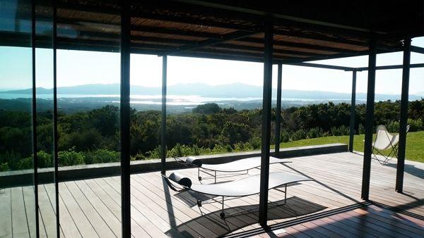 Villa contemporaine en Sardaigne | Architecture