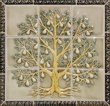 Pratt Larson Crackle Ceramic Tiles