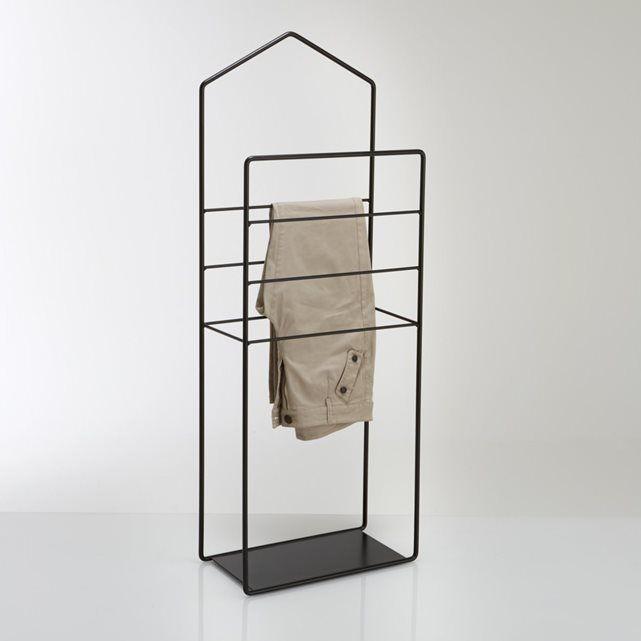 Le valet de nuit filaire : un petit meuble bien pratique ...