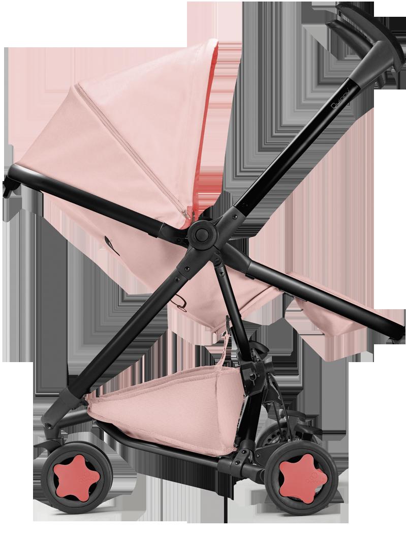 Zapp Xtra 2 Edition Limitee Pink Pastel Avec Des Touches Couleur Neon Stroller Sale Quinny Stroller Stroller