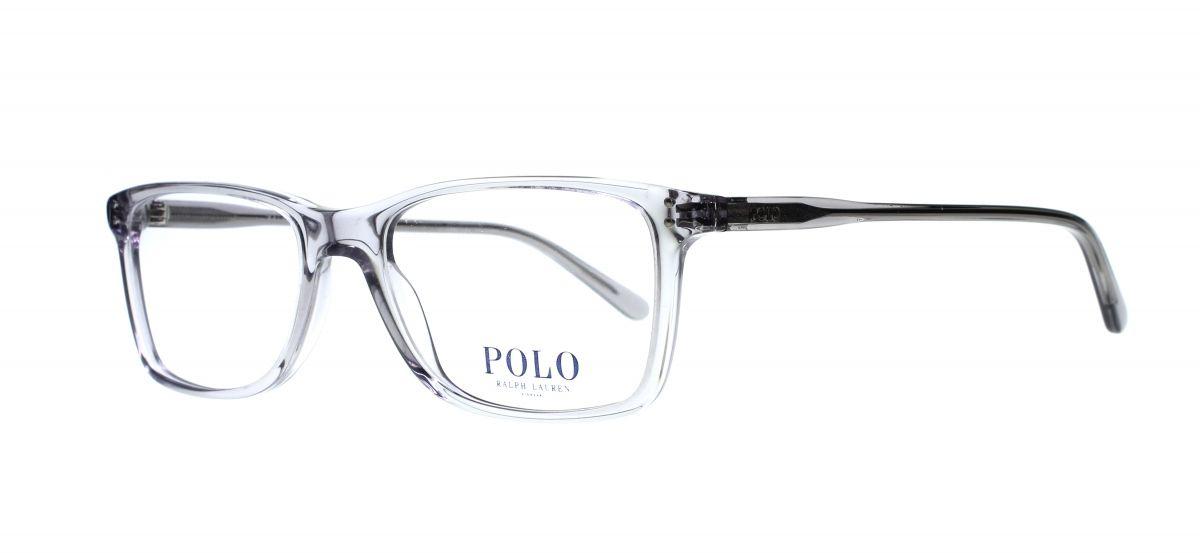 e1c5381b8605 Polo Ralph Lauren PH2155 5413 Transparent Grey Designer Glasses ...