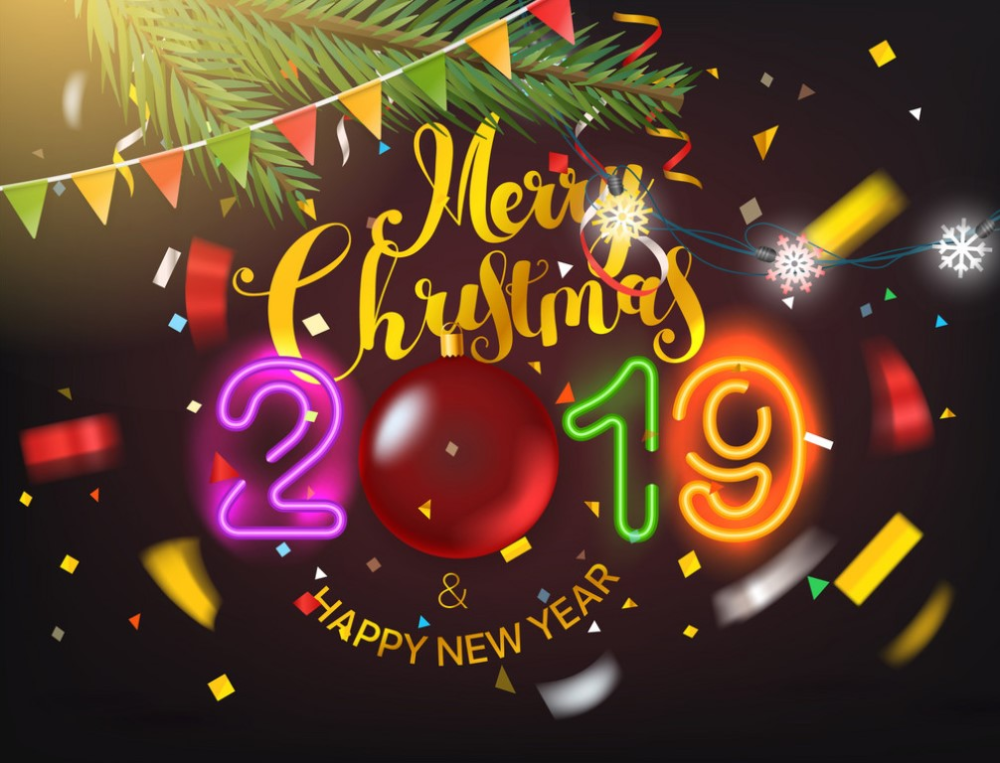Merry Christmas 2019 Wishes TechnoLily Merry christmas
