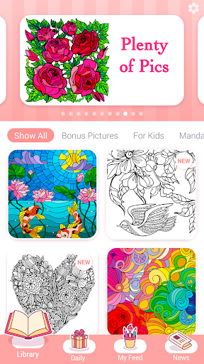 Download Happy Color Color By Number On Pc Mac With Appkiwi Apk Downloader Free Online Coloring Blog Colors Online Coloring Pages