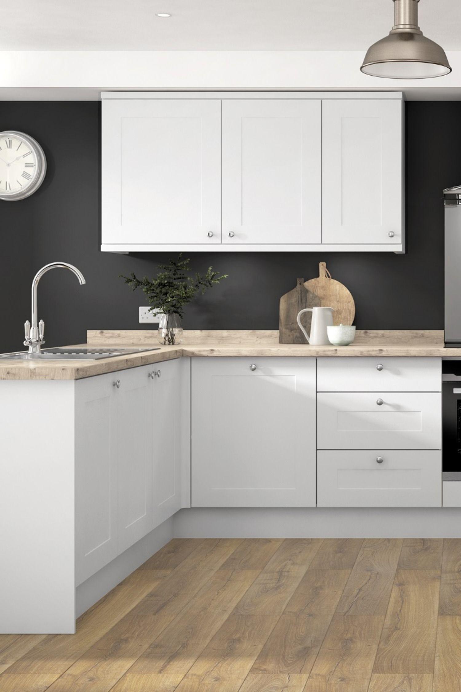 JP's Ashford City Kitchen Shaker style kitchens, Kitchen
