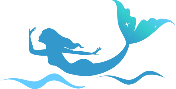 Aquamermaid Offers Classes In Montreal Toronto Ottawa And Chicago And Can Be Scheduled And Ordered Online B Mermaid Clipart Mermaid Outline Mermaid Pictures