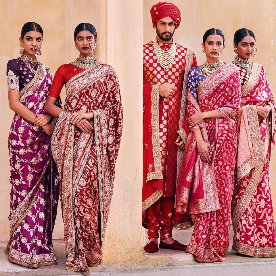 Sabyasachi. Heritage Bridal. THE BANARASI COLLECTION. REVIVE BANARAS ...