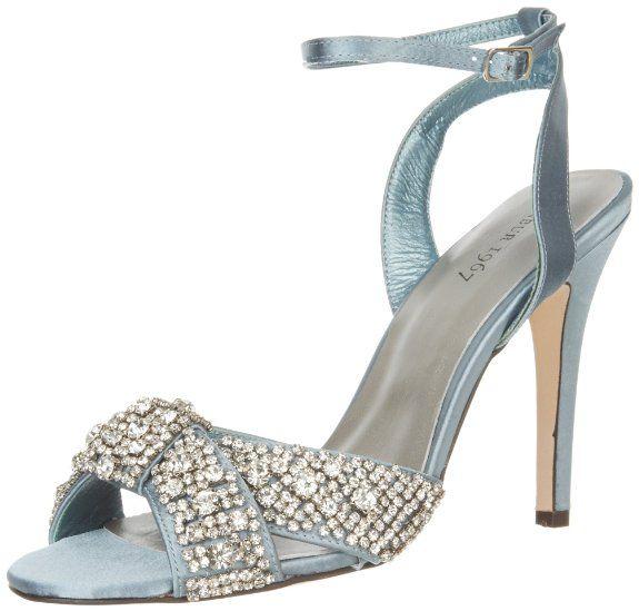 9d2da7d6561 Amazon.com  Menbur Women s Sakar Sandal  Shoes. Something BlueShoe  SaleBridal ...