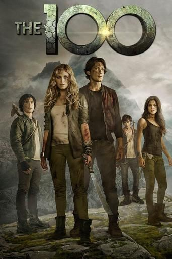 The 100 The 100 Poster The 100 Book Series Kass Morgan