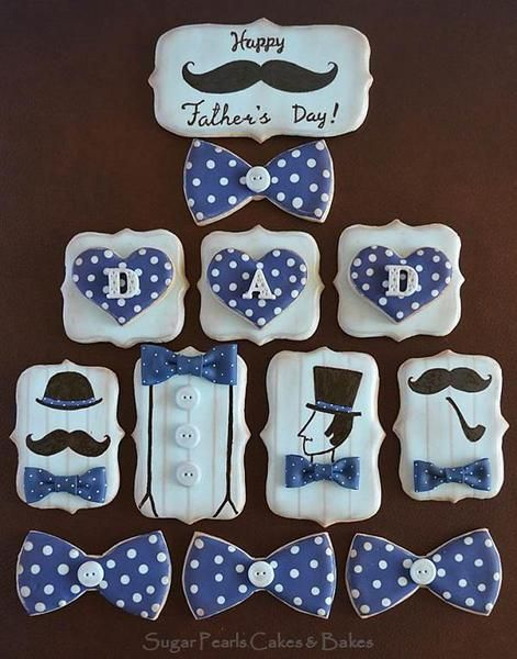 True Gent -Sugar Pearls Cakes and Bakes - 7