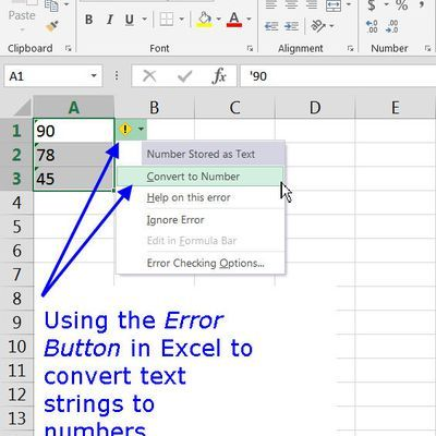 Discover How To Select A Range In Excel Worksheets Excel Text Understanding