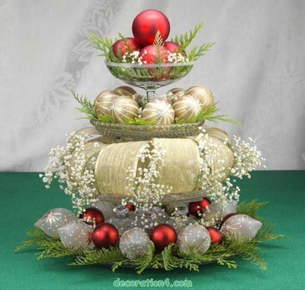 Beautiful Christmas Table Decorating Ideas | ... Cool Christmas Tree Decorating Ideas  2013 Christmas Decorating