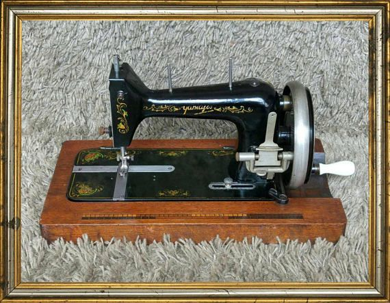 Sold Very Rare Gamages Antique Sewing Machine Made In Magnificent Gamages Sewing Machine