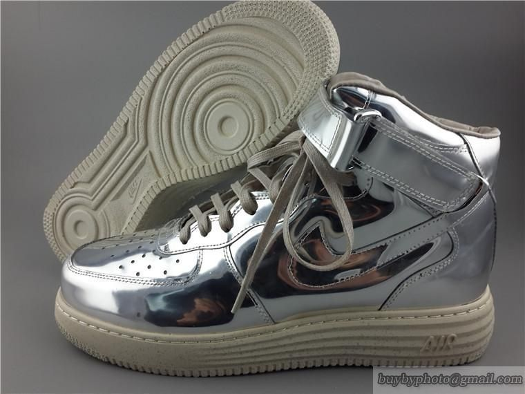 pretty nice 87819 80b9f Lovers Nike Air Force 1 Nike Lunar Force1 Hi SP Liquid Metal AF1 High Shoes  652849-092 only US 85.00 - follow me to pick up couopons.