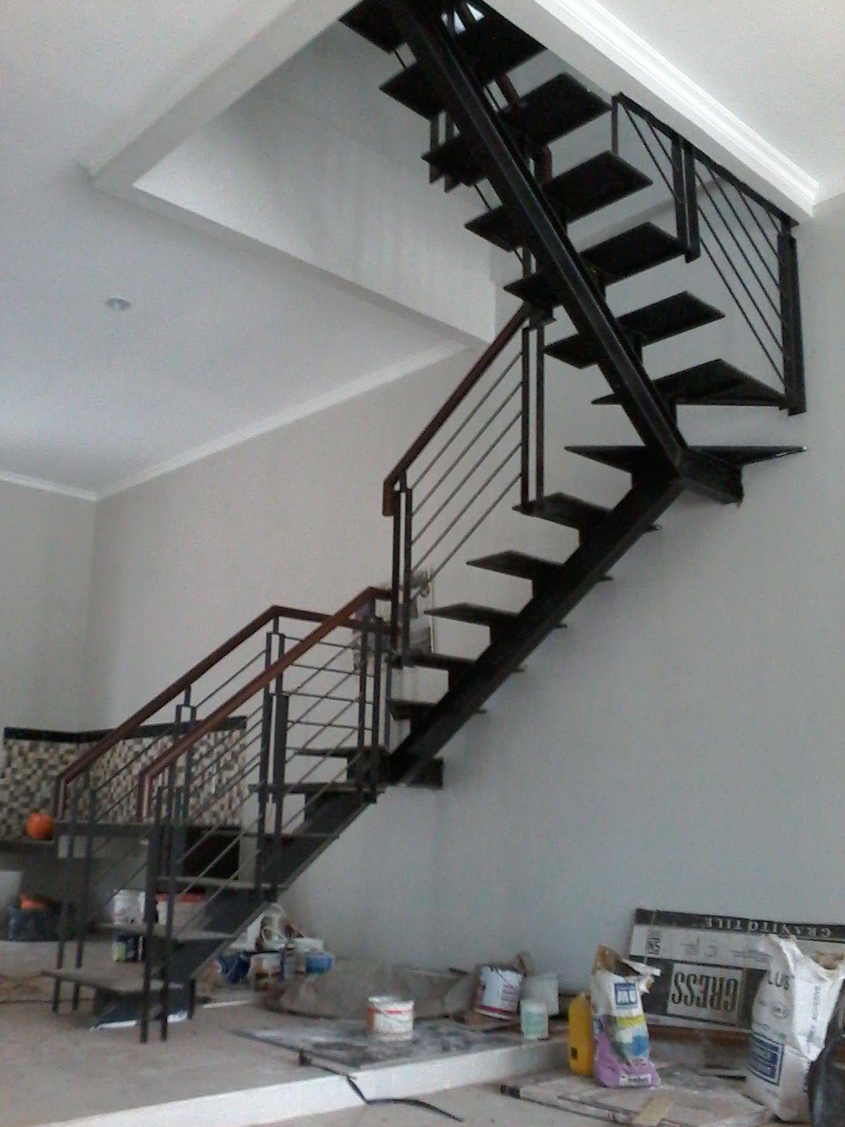 Tukang Railing Tangga Besi Tangga Dekorasi Rumah Rumah