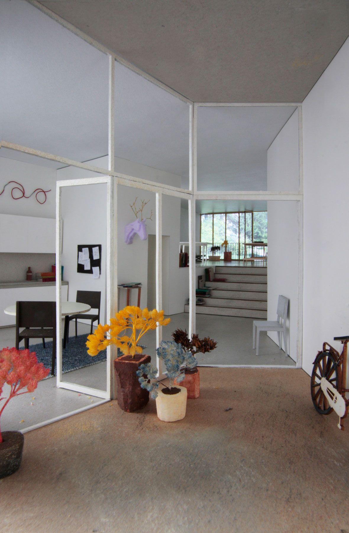 Atelier | architecture | Pinterest | Modell, Wohnideen und Einrichtung