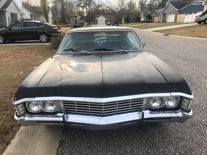 1967 Chevrolet Impala For Sale West Pittston Pa Oldcaronline