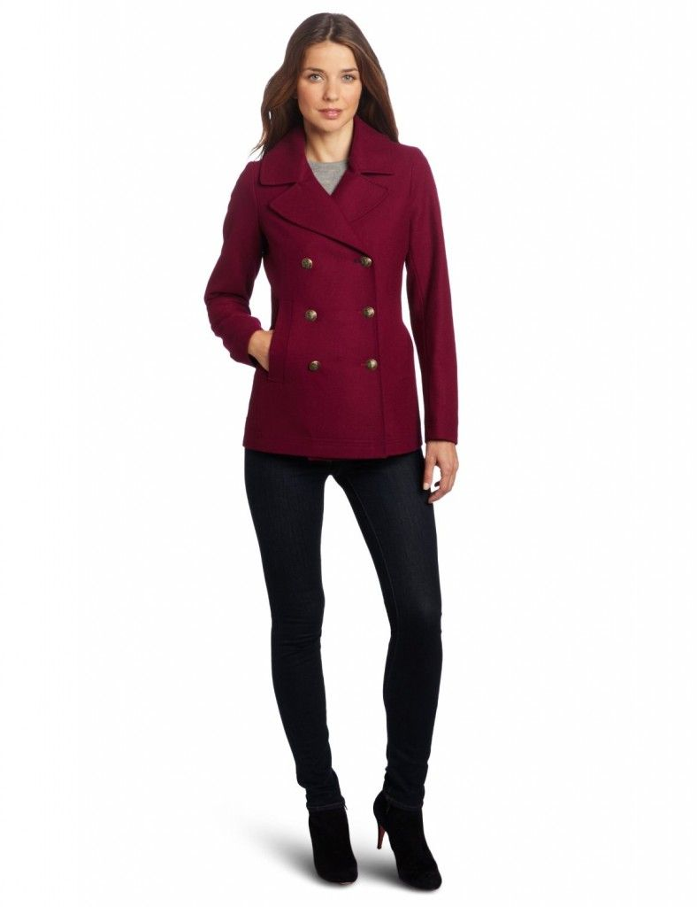 1000  images about Exclusive Pea Coat For Women Ideas on Pinterest