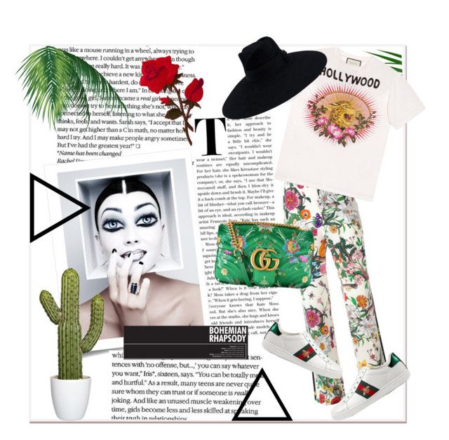 """""""Gucci"""" by guccichy on Polyvore featuring art"""