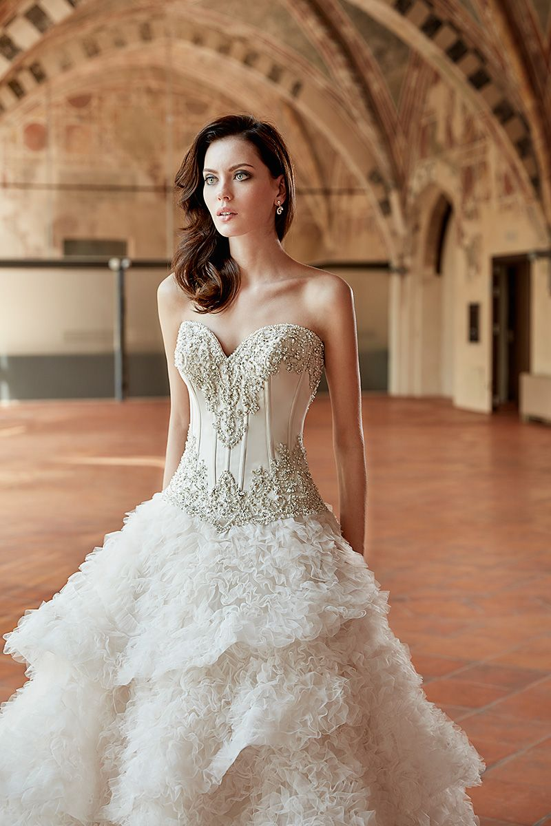 Couture fairy tale wedding dress pinterest vintage ball