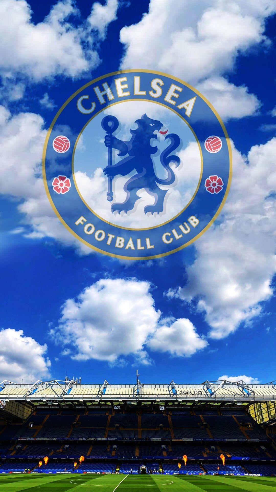 Chelsea F C Olahraga Sepak Bola Wallpaper Ponsel