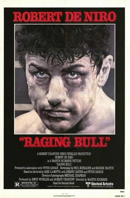 Raging Bull (1980) - Directed by Martin Scorsese - With Robert De Niro, Cathy Moriarty, Joe Pesci