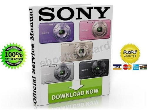 Manual sony dsc w630 skype