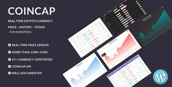 live cryptocurrency market charts