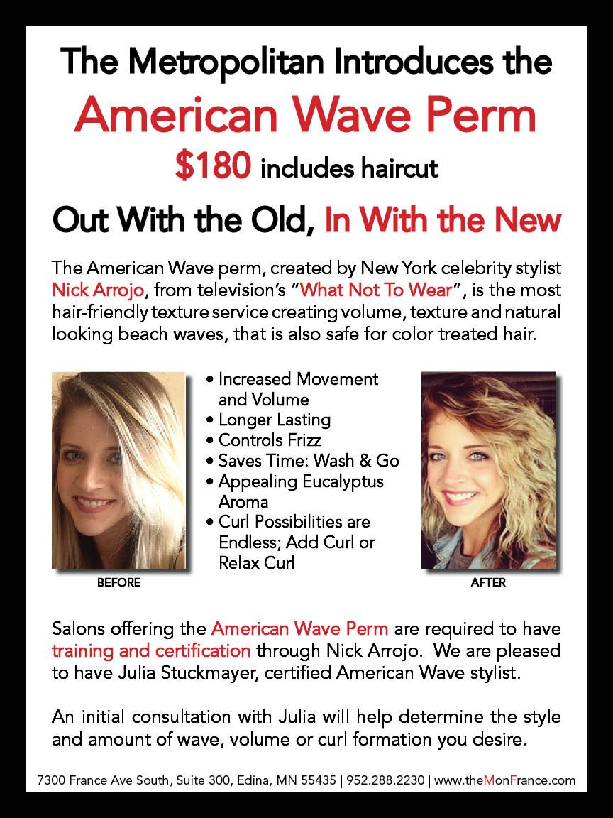 Introducing The American Wave A Revolutionized Perm Unlike Any