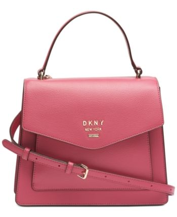 Photo of DKNY Whitney Top-Handle Satchel, Created for Macy's  & Reviews – Handbags & Accessories – Macy's