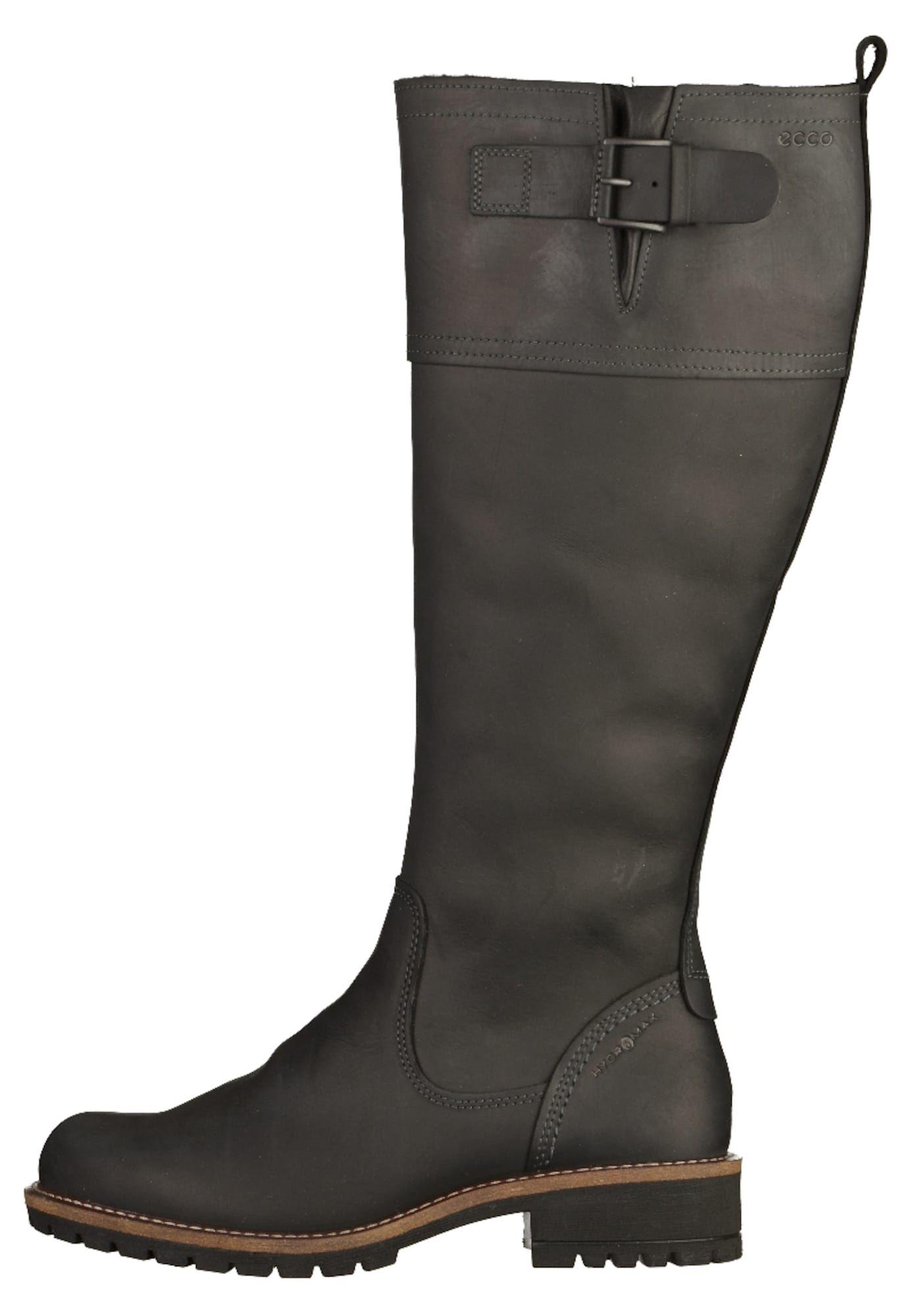 ECCO Stiefel Damen, Schwarz, Größe 37 | Ecco stiefel