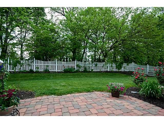 fenced in backyard and patio | DREAM HOME | Pinterest ...