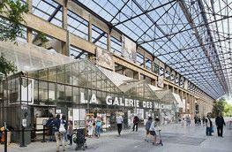 Les Machines De L Ile Nantes Street View Glass House