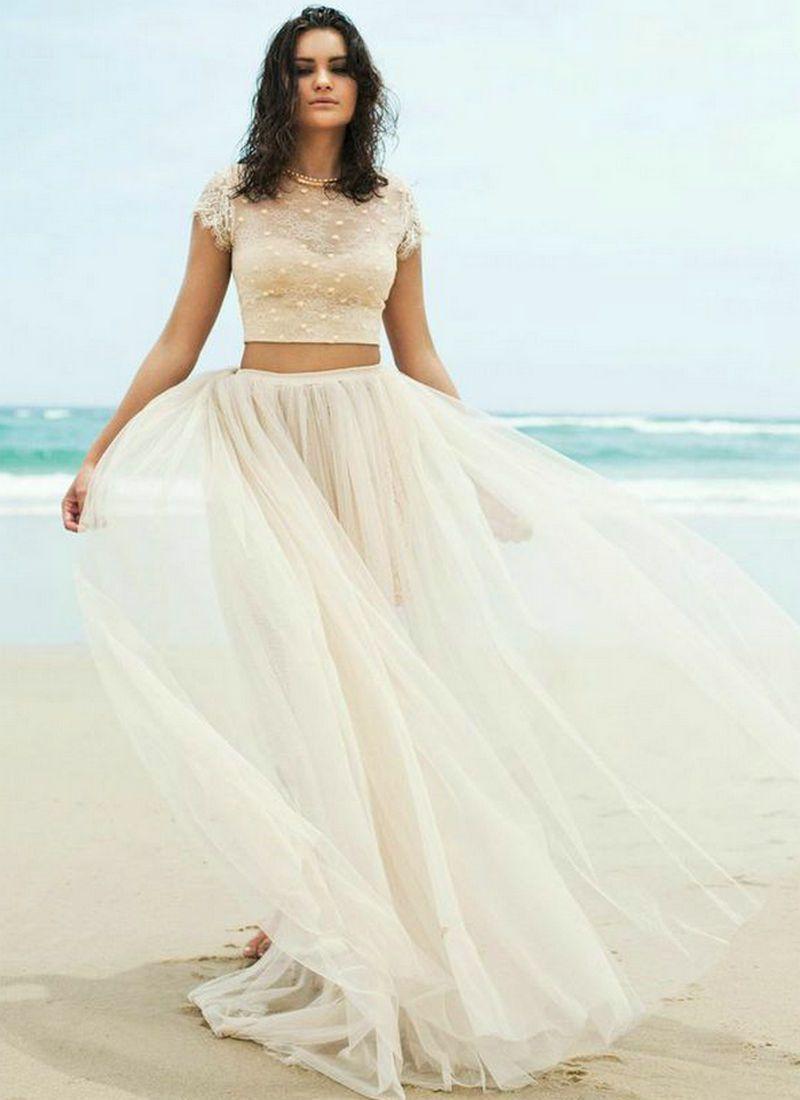25 Marvelous Strand Brautkleider für 2016 - Neue Haar-Designs | moda ...