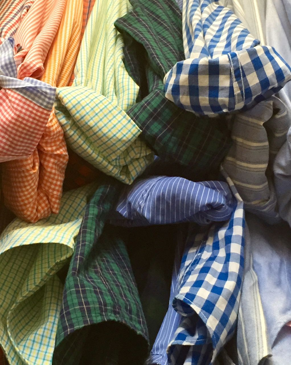 Shirts of all stripes (and plaids, and ginghams, and solids too)