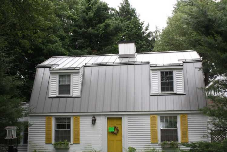 Best Stunning Standing Seam Metal Roof Distinct Curb Appeal 400 x 300