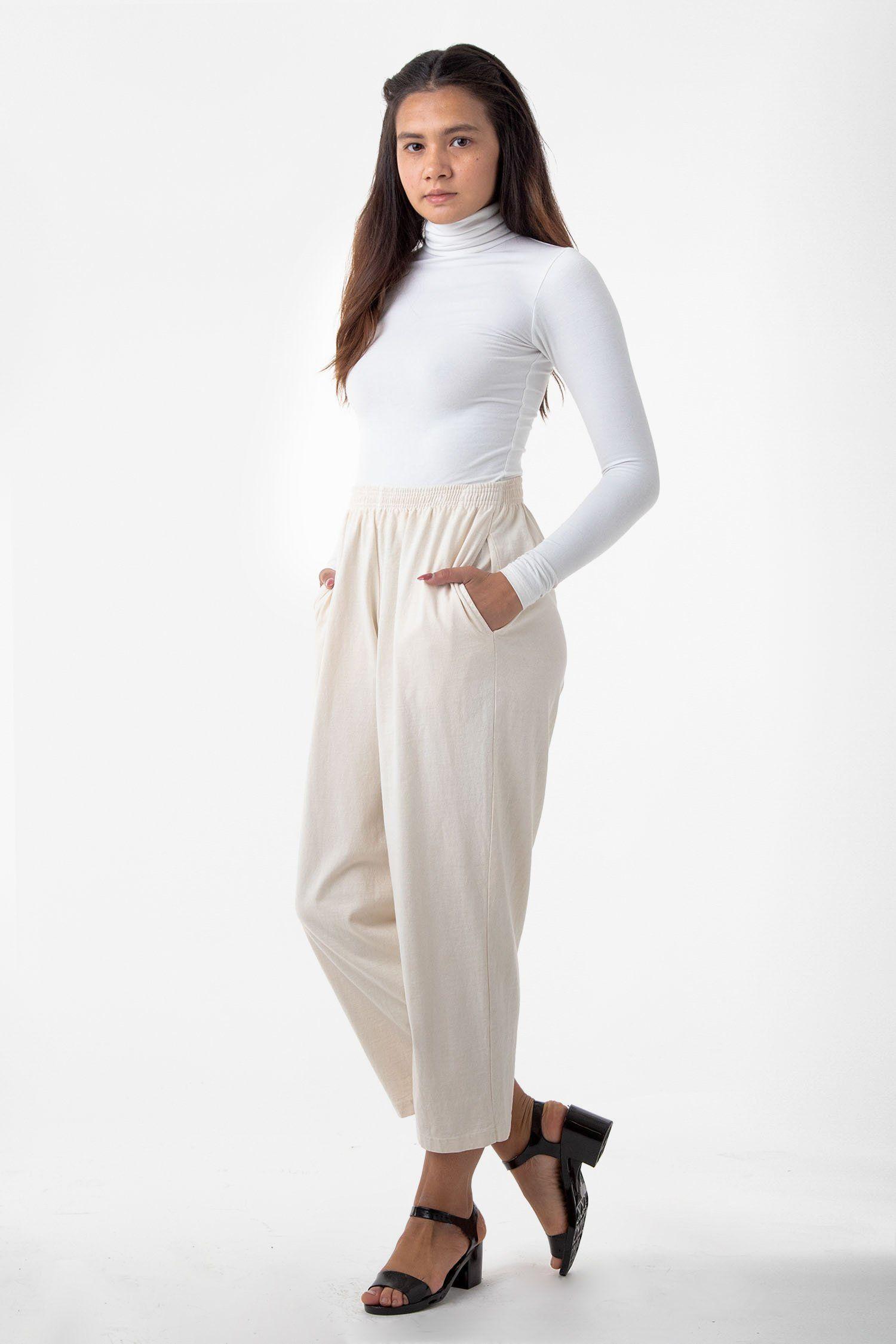 1215gd Heavy Jersey Garment Dye Casual Pants Garment Dye Casual Pants Style Garment