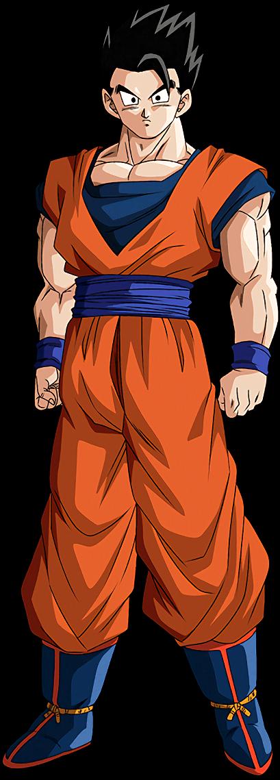 Ultimate Gohan Render Dokkan Battle By Maxiuchiha22 On Deviantart Anime King Dbz Characters Dragon Ball Super