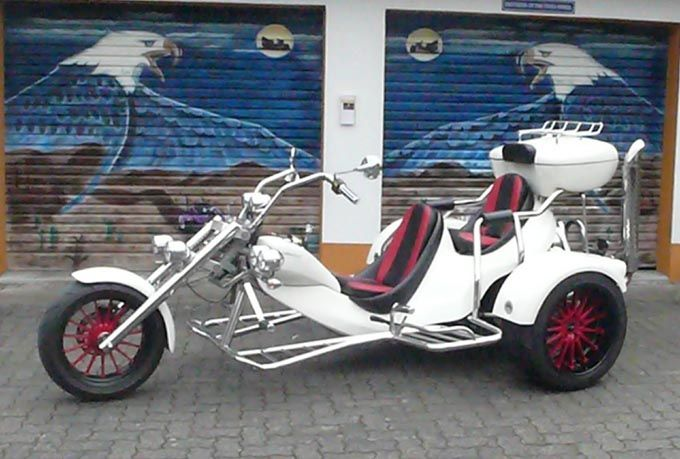 rewaco24 gebrauchte trikes vw trike. Black Bedroom Furniture Sets. Home Design Ideas