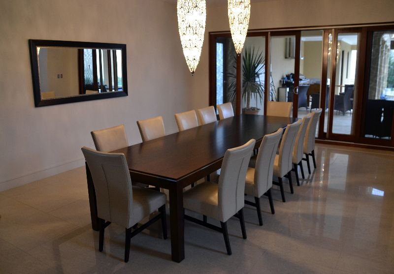 Home And Furniture Impressive Dining Table Seats 12 On Seat The