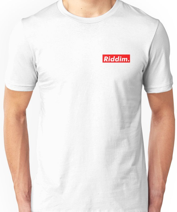 8966ca4824f9 Riddim   Slim Fit T-Shirt   Products   Camisetas gráficas, Sudaderas ...