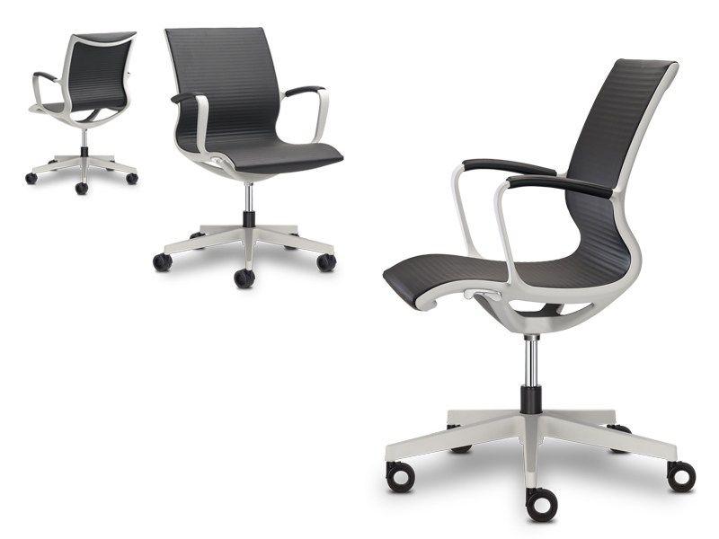 Herman Miller Aeron Chair Size B Or C Semi Loaded In Black