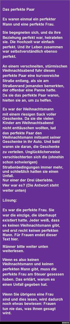 Das perfekte Paar   DEBESTE.de, Lustige Bilder, Sprüche, Witze und Videos