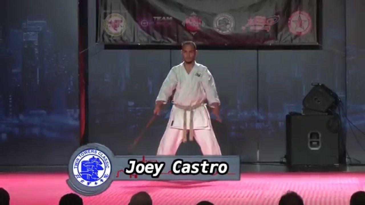 2015 Twin Towers Classic Karate Tournament