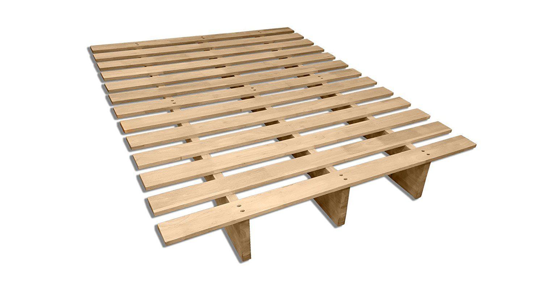 Bed ekobed 200x140x26 cm outdoor ottoman futon
