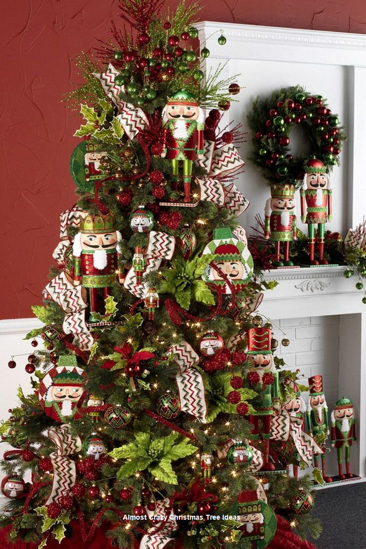 18 Almost Crazy Christmas Tree Ideas Holiday Celebrate