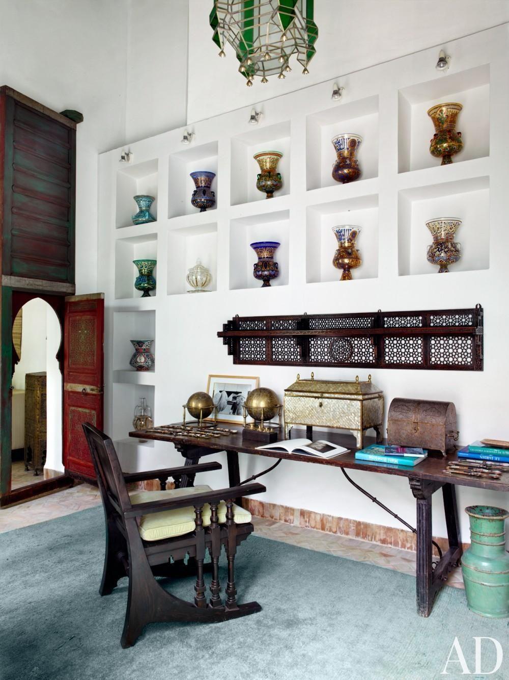 Exotic Bedroom by Ahmad Sardar-Afkhami in Marrakech, Morocco ...