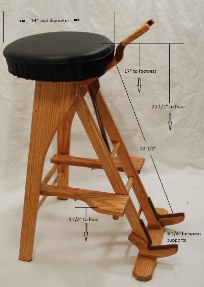 Strange Guitar Stool Pylon Guitar Solid Wood Foot Stool Footstool Ocoug Best Dining Table And Chair Ideas Images Ocougorg
